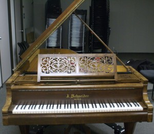 Jos. Schneider Grand Piano