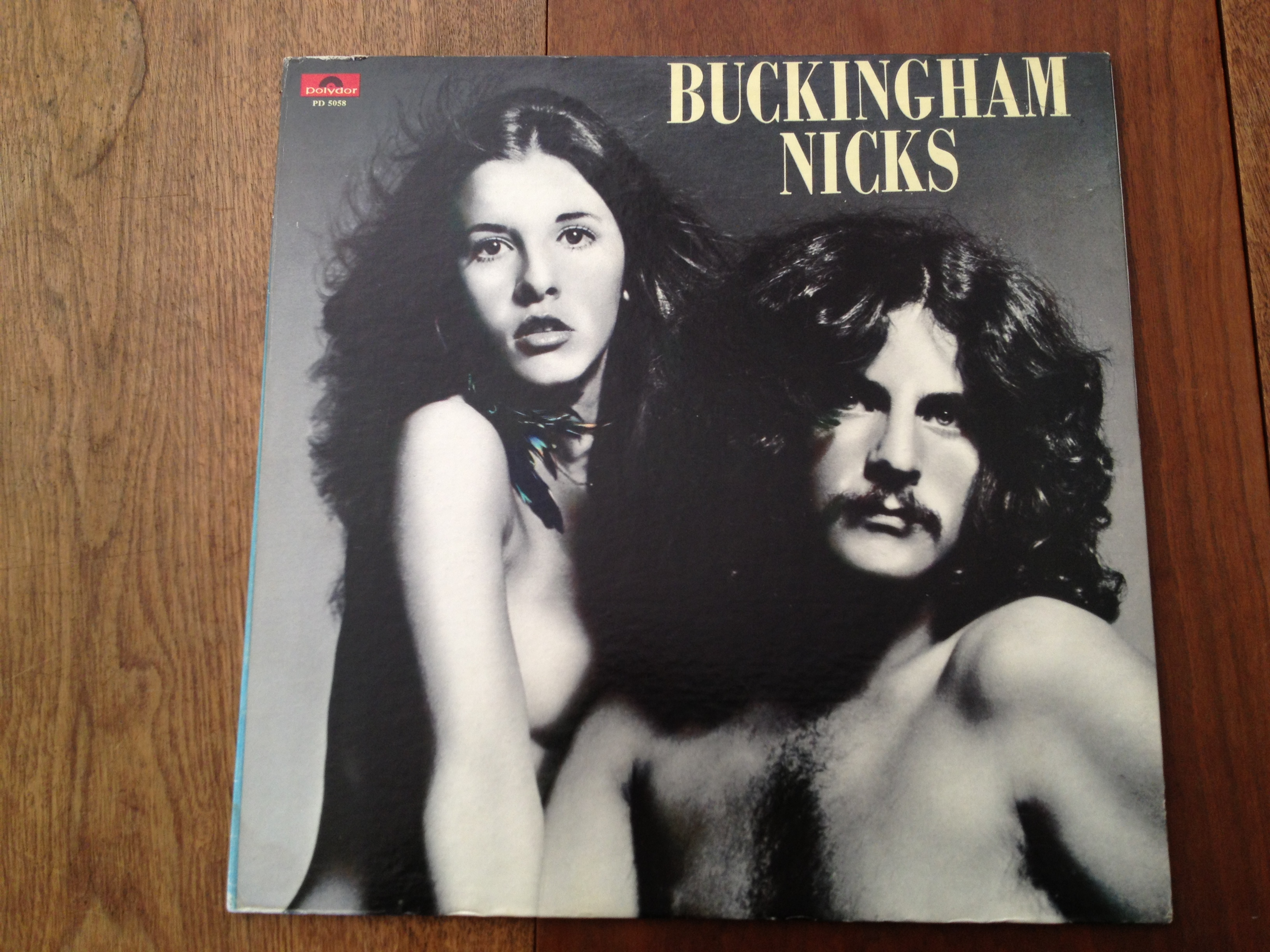 Album cover for Buckingham Nicks